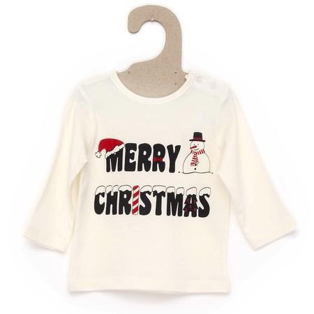 Camiseta Navidad Kiabi
