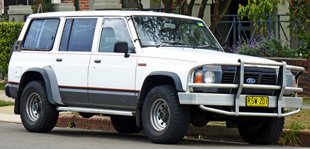 Ford Maverick / Nissan Patrol