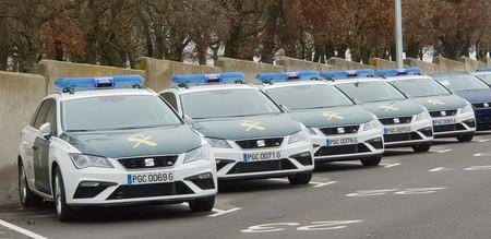 La Guardia Civil adquiere 249 SEAT León ST, todos ellos con acabado FR y motor 2.0 TDI de 150 CV