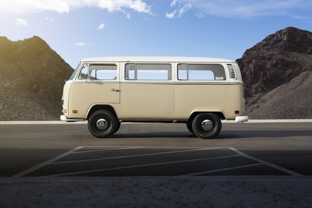 Electrified 1972 Volkswagen Type 2 Bus Small 10728