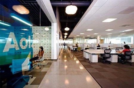 oficinas aol - puestos de trabajo