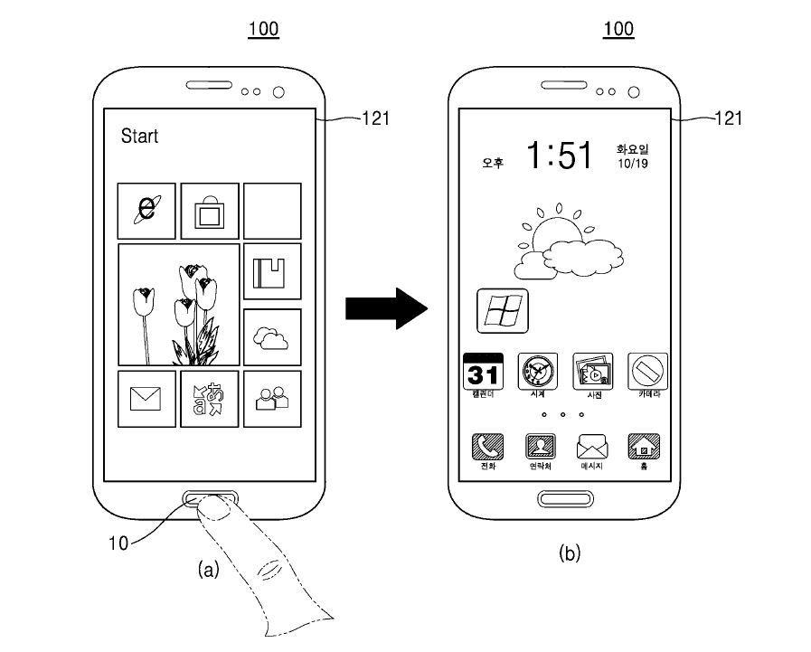 Foto de Patente Samsung (4/9)