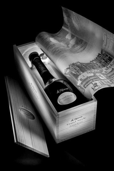 Les Réserves Grand Siècle Champagne Laurent-Perrier