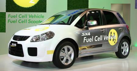 Suzuki SX4 FCV (2008)