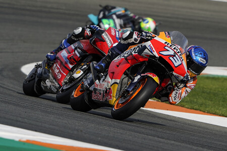 Marquez Valencia Motogp 2020