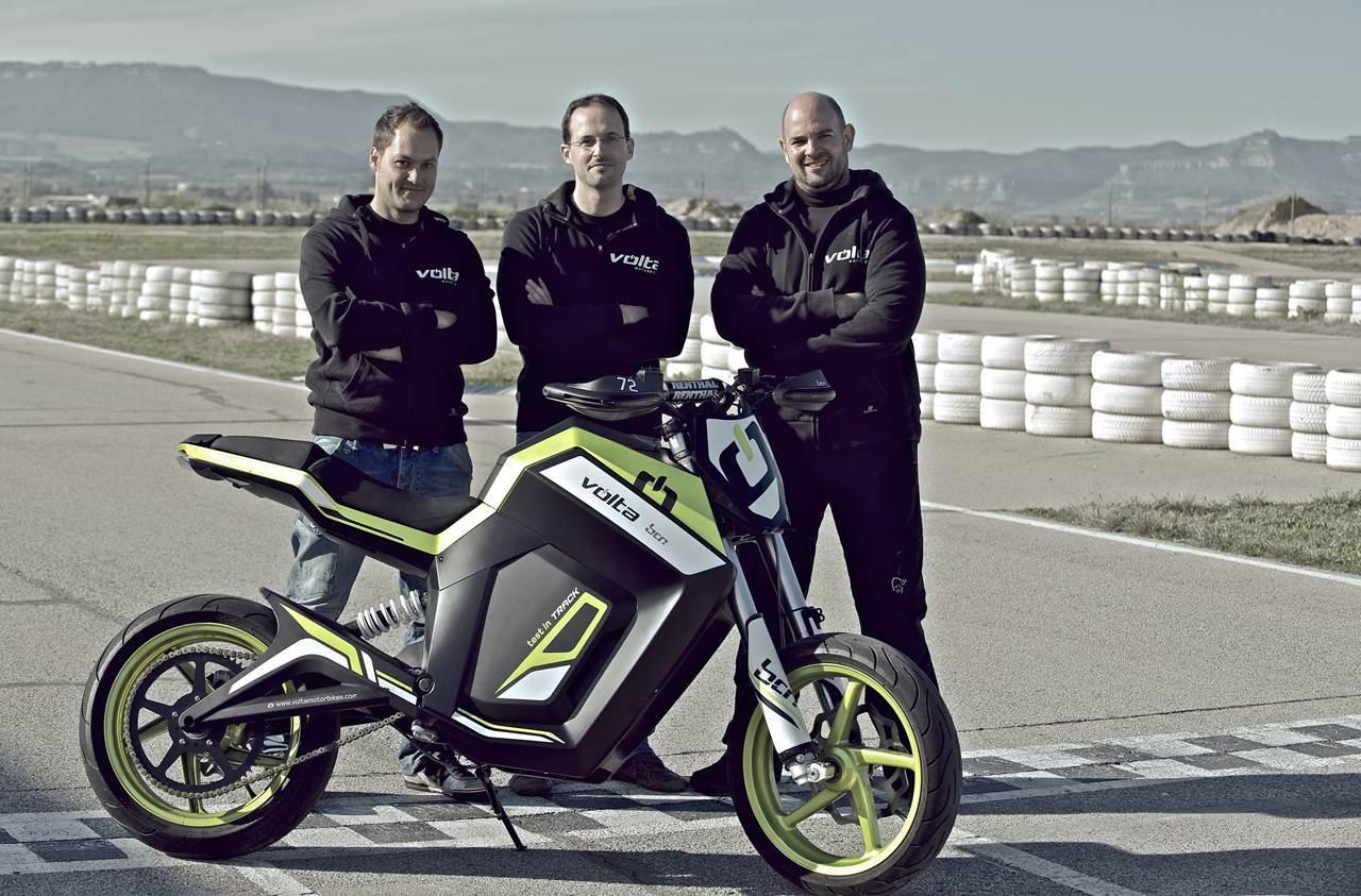 Foto de Salón de Milán 2012: Volta Motorbikes entra en la fase beta de su motocicleta - Volta BCN Track (18/28)