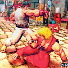 Foto 2 de 8 de la galería street-fighter-iv en Vida Extra