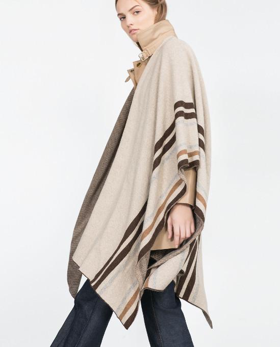 Poncho Zara
