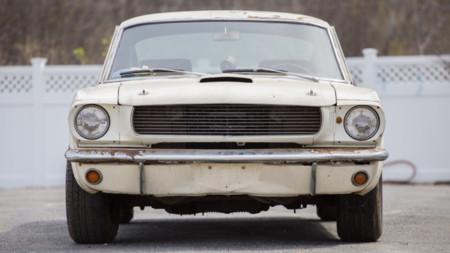 Ford Mustang Shelby Gt350 2