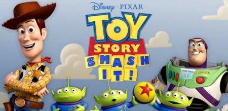 Disney sigue desarrollando sus juegos para móvil: es el turno de Toy Story