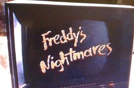 La pesadillas de Freddy