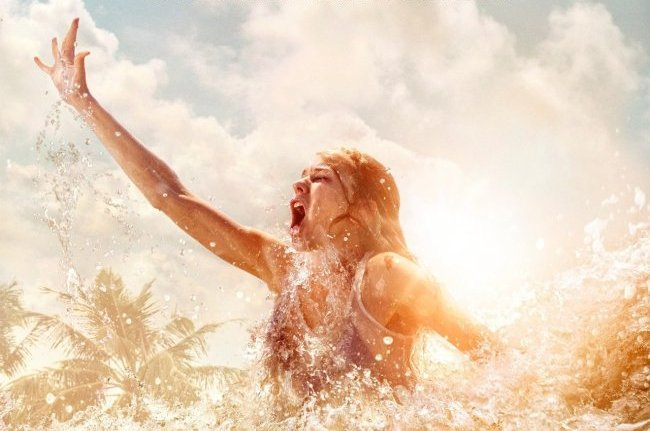 Naomi Watts en una imagen promocional de Lo Imposible