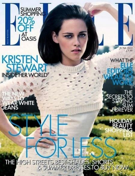 Kristen Stewart, definitivamente, el cardado es lo tuyo