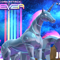 Robot Unicorn Attack 3: la nueva edición de este frenético endless run llega a Google Play