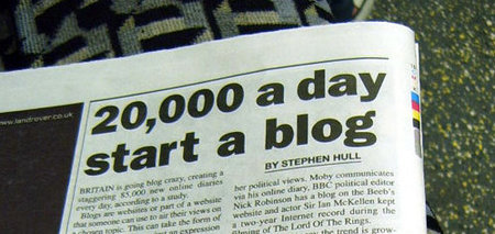Soy autónomo ¿por qué debería escribir un blog?