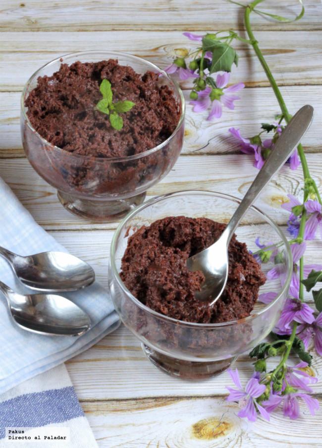 C mo hacer la mousse de chocolate perfecta receta - Como hacer mousse de yogurt ...