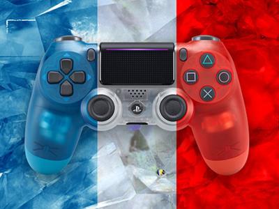 No lo pone en la caja, pero los tres nuevos Crystal Dualshock 4 vienen con extra de nostalgia