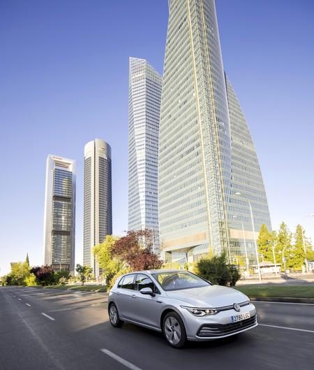 Volkswagen Golf 8 en España