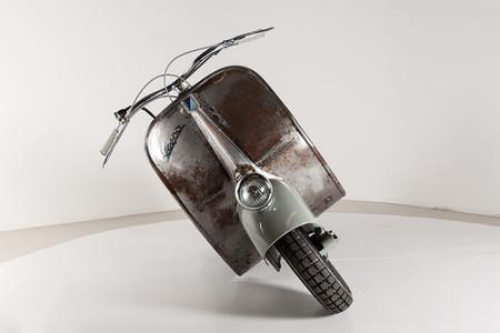 Esta Piaggio Vespa del año 1946 es muy especial, podría llegar a valer 300.000 euros