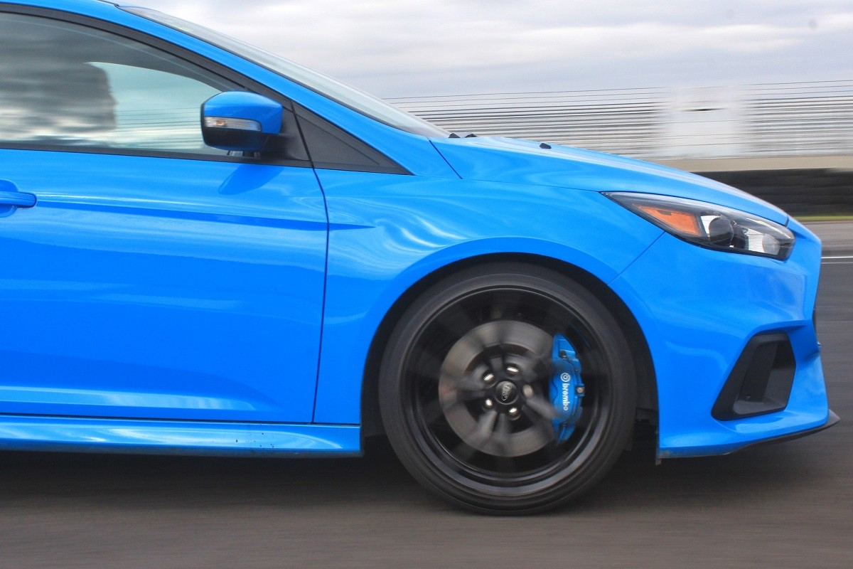Foto de Ford Focus RS (9/27)