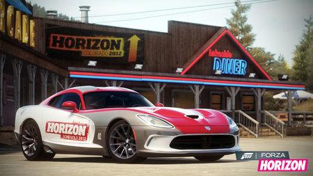 Viper GTS SRT 2013 Forza Horizon