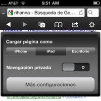 Skyfire 3.1 llega a iOS en castellano con novedades en la navegación y soporte para webs Flash problemáticas