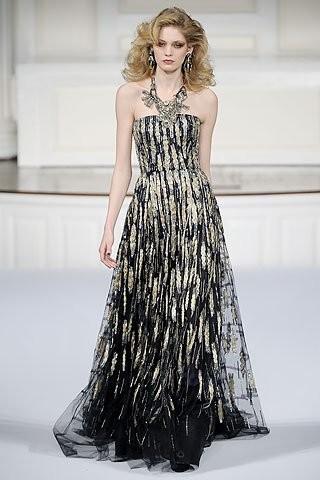Duelo de estilos: vestido Óscar de la Renta ¿Blair Waldorf o Sara Carbonero?