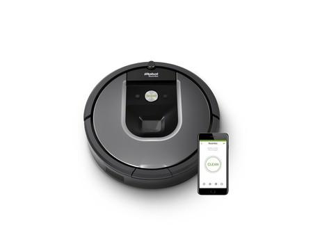 Chollo en Día oportunidades: robot aspirador iRobot Roomba 965 por sólo 559 euros