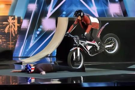 'America's Got Talent', o cómo convertir una exhibición de trial en un espectáculo casposo