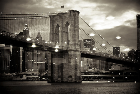 Brooklyn Bridge Oscar Condes