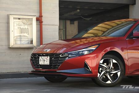 Hyundai Elantra 2022 Opiniones Prueba Mexico 7