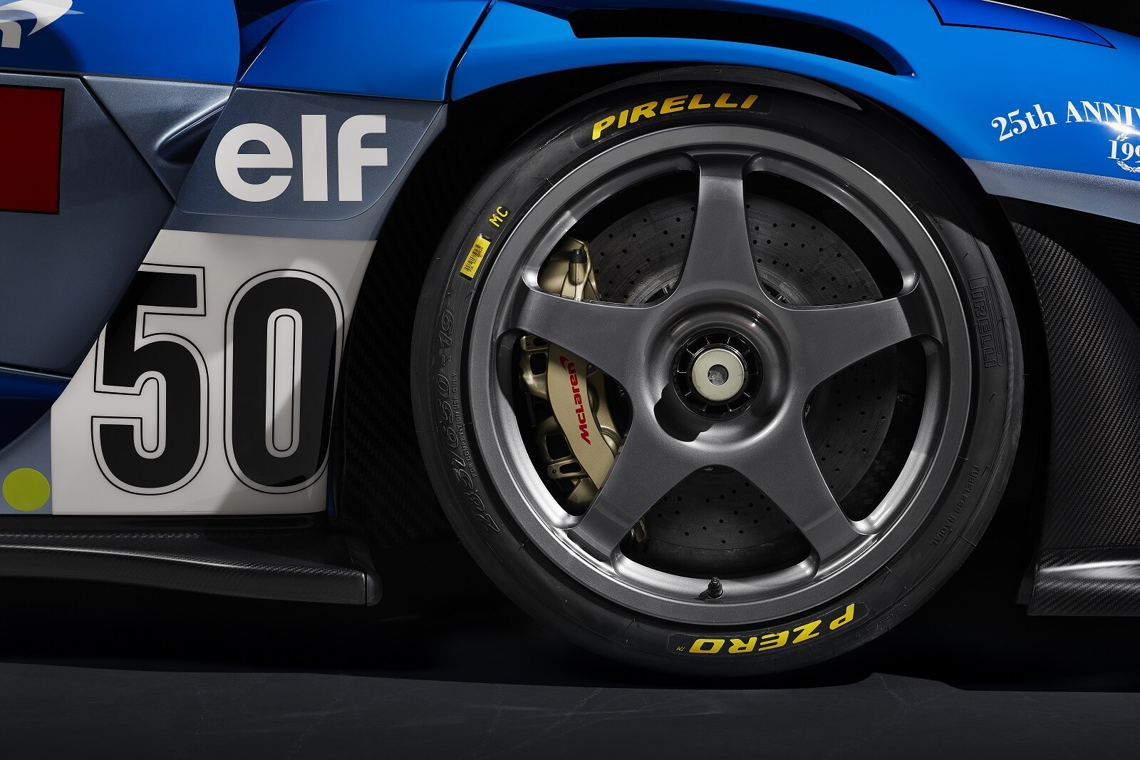 Foto de McLaren Senna GTR LM (47/48)