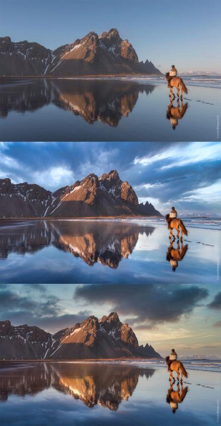 Reemplazo de cielos en fotografía con inteligencia artificial