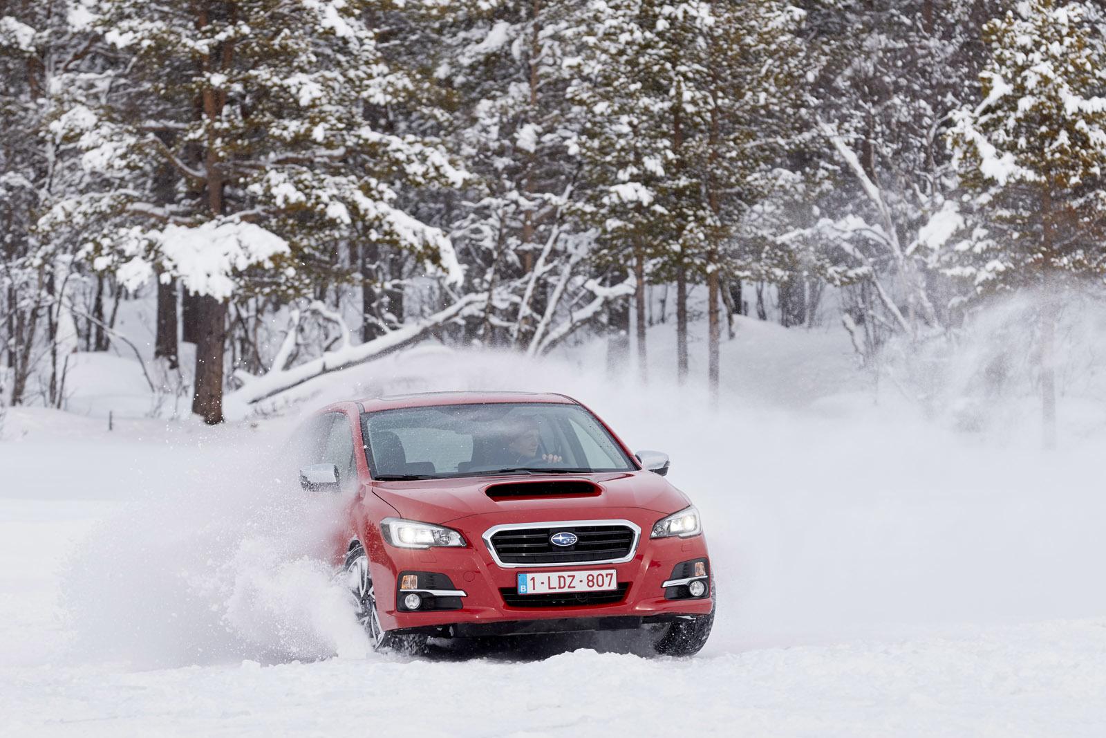 Foto de Subaru Snow Drive 2016 (44/137)