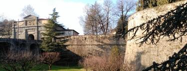 Las murallas venecianas de Bérgamo, Patrimonio de la Humanidad