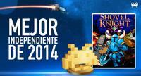 Mejor juego independiente de 2014 según los lectores de VidaExtra: Shovel Knight