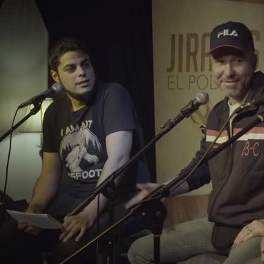 'Jirafas', el podcast para Playz que demuestra la hiperactividad creativa de David Sainz