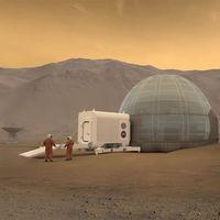 Los conceptos de hogar en Marte que cuatro grupos de estudiantes proponen a la NASA