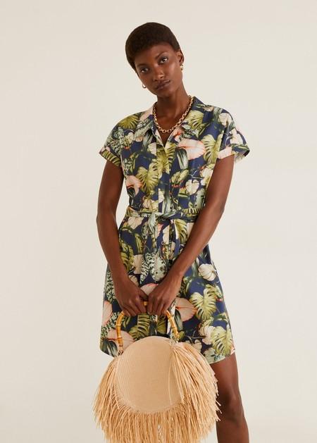 Vestido Verano Rebajas Mango 03
