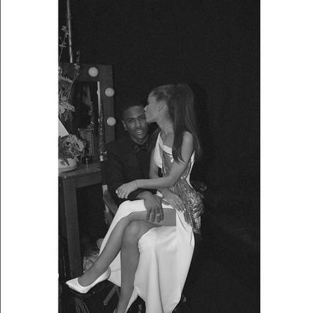 Ariana Love Grammy