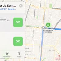 ¡Por fin! La llegada de indicaciones de transporte público para Madrid en Apple Maps podría ser inminente