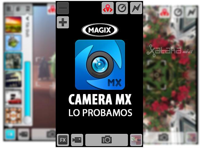 camera mx magix android