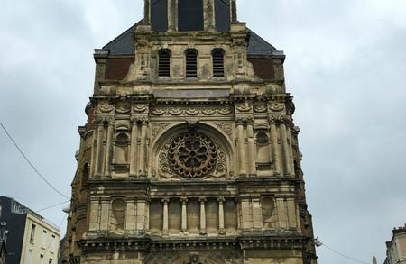 Notre Dame de Bon Secours en Trouville
