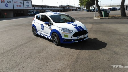 Ford Fiesta St 24h Ford 2016