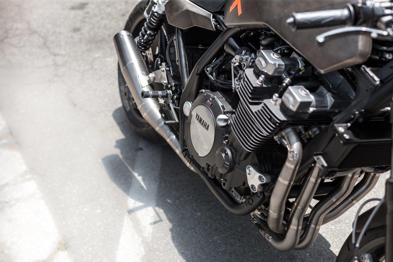 Foto de Yamaha XJR 1300 Projecto X por Deus Ex Machina Italia (13/27)
