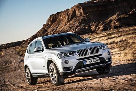 BMW X3 2015: Precios, versiones y equipamiento para México
