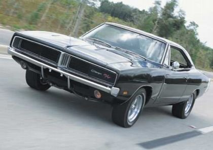 1969 Dodge Charger R/T 440 Six Pack