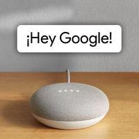 'Hey Google': cómo enseñar a tu altavoz Google Home a reconocer tu voz con la nueva palabra de activación
