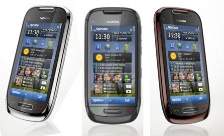 Nokia C7 llega a España