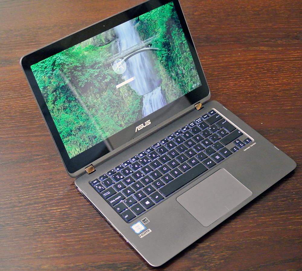 Asus Zenbook Flip Ux360ua 1